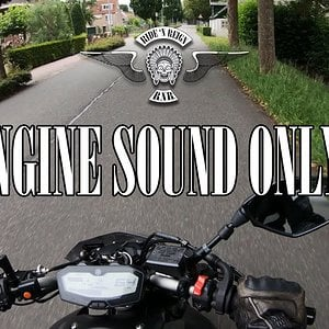 Yamaha MT 07 - Ride back home - MIVV exhaust - RAW onboard