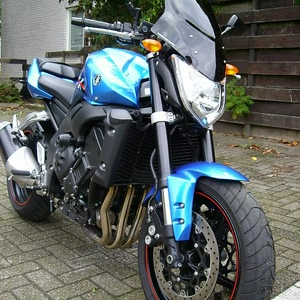 Yamaha fz1 2007 naked bike