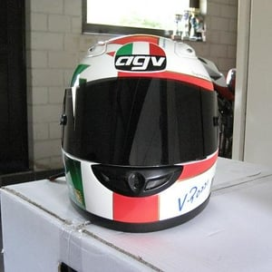 TKA: AGV GP-Pro, Icon, Rossi replica