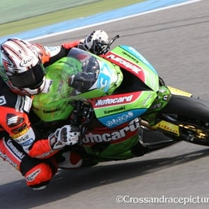 foto's Superbike's zaterdag training