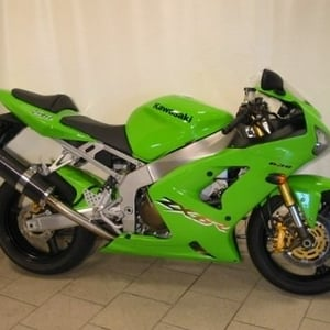Superpole demper ZX6R model 2003/2004