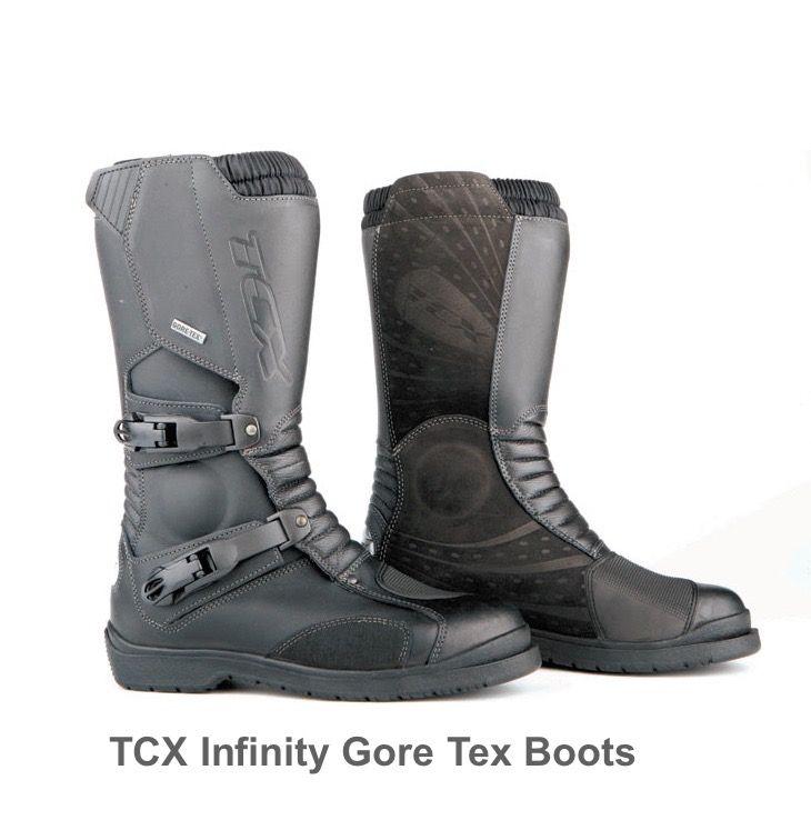 TCX Infinity motorlaarzen NIEUW maat 44 | Motor Forum