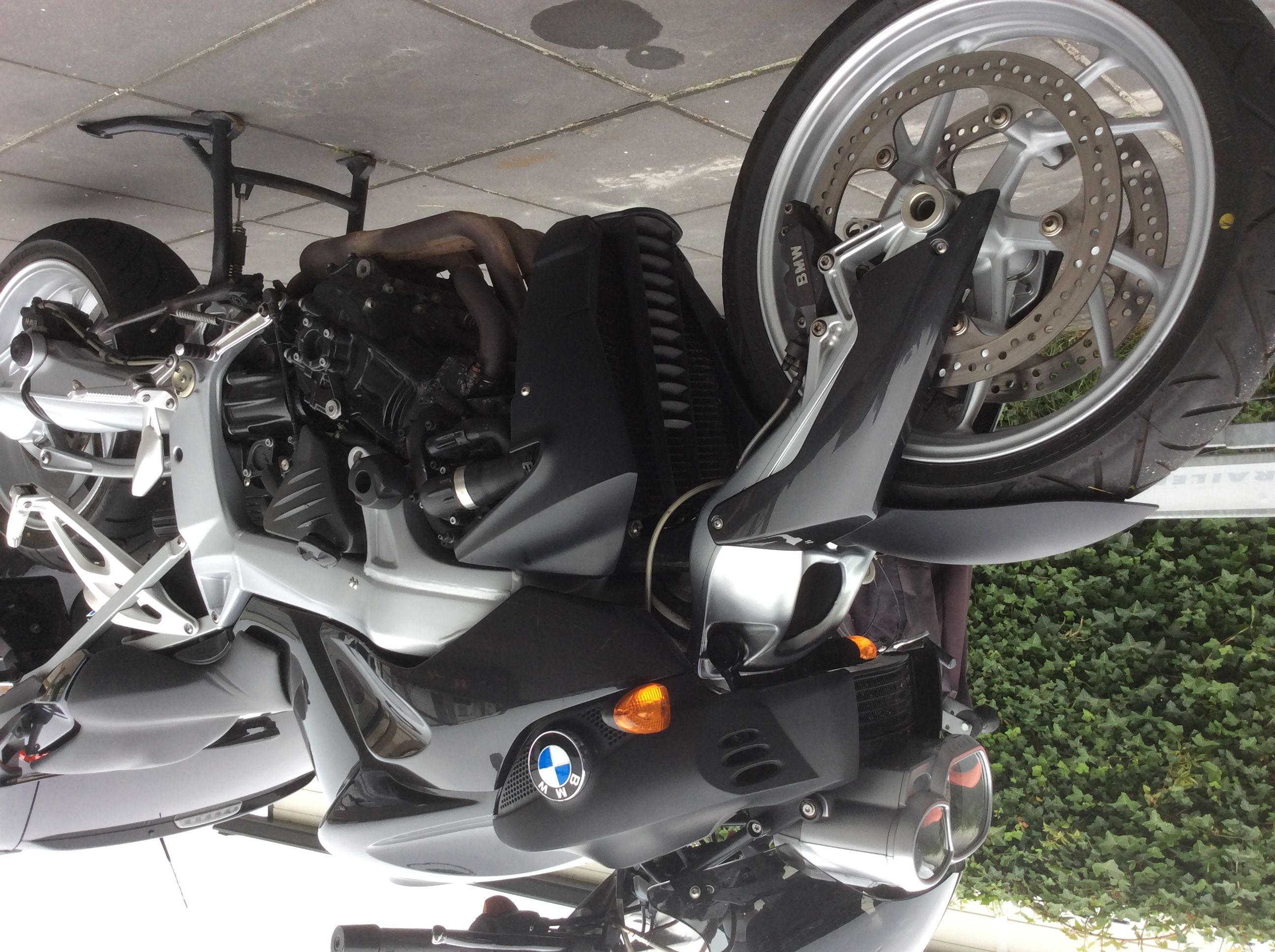 Het Bmw K1200 1300 S R R Sport Topic Vii The Power To Wow Motor