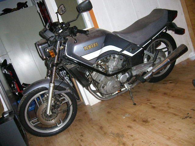 Welp Gratis af te halen: Yamaha XZ550 1982 | Motor-Forum KC-69
